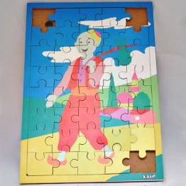 Kahramanlar Puzzle