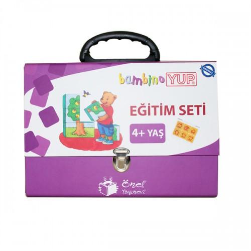 Bambino YUP 4+ modelleri, Bambino YUP 4+ fiyatı, anaokulu Akıl ve Zeka Oyunları fiyatları, anasınıfı Akıl ve Zeka Oyunları modelleri görselleri ve resimleri, anaokulu kreş malzemeleri