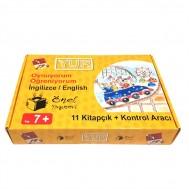 YUP İngilizce / English Oynuyorum Öğreniyorum